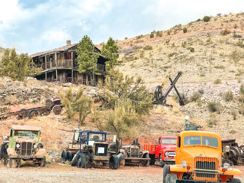 Gold King Mine and Ghost Town