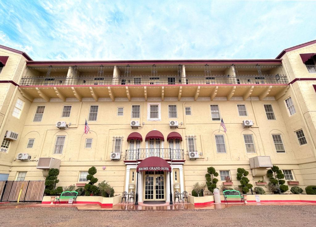 Jerome Hotel